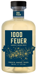 1000 Feuer Ruhrpott-Infused Spirit 47% 0,5L