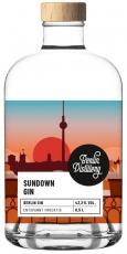 Berlin Distillery Sundown Gin 43,2% 0,5L