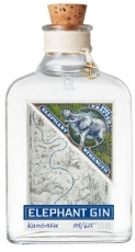 Elephant Strength London Dry Gin 57% 0,5L