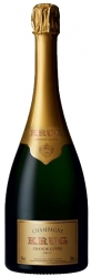 Krug Grande Cuvee Champagne 168eme 0,75L ohne GP