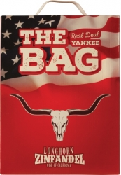 The Bag Yankee Zinfandel 3L Bag-in-Box