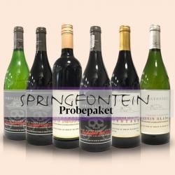 Springfontein Probepaket 6 x 0,75L - 10% Rabatt