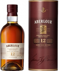 Aberlour 12 Years Old Whisky 40% 0,7L