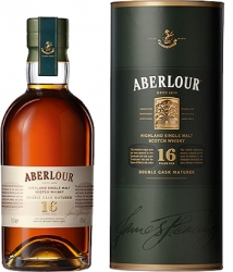 Aberlour 16 Years Old Whisky 40% 0,7L