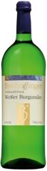 Bschoffinger Weißer Burgunder 1L trocken AUSVERKAUFT!