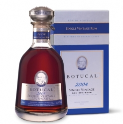 Botucal Single Vintage Rum 2004 43% 0,7L