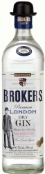 Brokers Gin 47% 0,7L