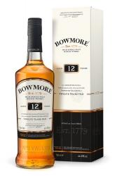 Bowmore 12 Jahre Whisky 40% 0,7L