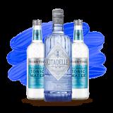 Citadelle Gin 44% 0,7L + 2 x Fever Tree Med. 0,5L Gratis!