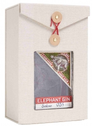 Elephant London Dry Gin 45% 0,5L mit Geschenkverpackung