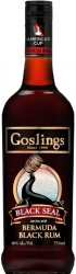 Goslings Black Seal Rum 0,7L