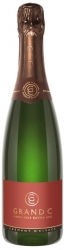 Grand C Pinot Gris Extra Sec Cremant dAlsace 0,75L