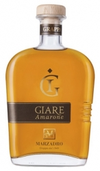 Marzadro Le Giare Amarone Grappa 41%  2L