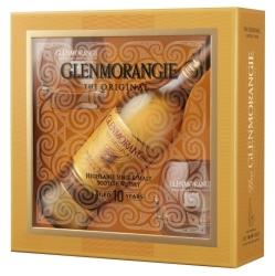 Glenmorangie Original 10 Jahre Whisky 40% 0,7L Geschenkset