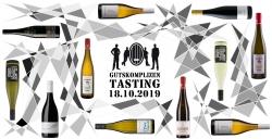 Weinabend mit den Gutskomplizen am 18.10.2019