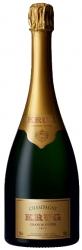 Krug Grande Cuvee Champagne 163eme 0,75L mit GP