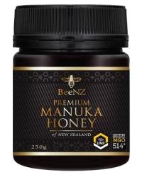 BeeNZ MANUKA HONIG UMF15+ 250 g MGO 514 mg/kg