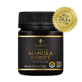 BeeNZ MANUKA HONIG UMF10+ 250 g MGO 263 mg/kg