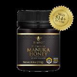 BeeNZ MANUKA HONIG UMF15+ 250 g MGO 514 mg/kg AUSVERKAUFT!