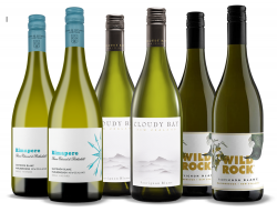 Neuseeland Sauvignon Blanc Probepaket 6 x 0,75L - 10% Rabatt