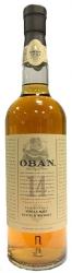 Oban 14 Jahre Whisky 43% 0,7L
