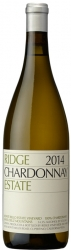 Ridge Vineyards Estate Chardonnay 2014
