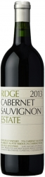 Ridge Vineyards Cabernet Sauvignon Estate 2013 AUSVERKAUFT!