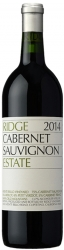 Ridge Vineyards Cabernet Sauvignon Estate 2014