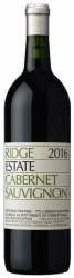 Ridge Vineyards Cabernet Sauvignon Estate 2016