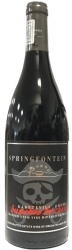 Springfontein Daredevils Drums Bunches Broken Shiraz 2017