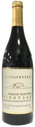 Springfontein Terroir Selection Pinotage 2016