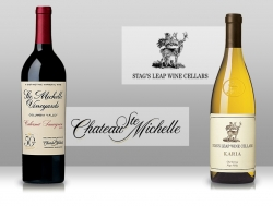 Chateau Ste. Michelle/ Stags Leap-Tasting am 17.10.2019