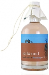 Trenz Soil & Soul handcrafted Riesling GIN