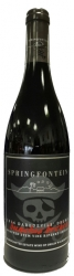 Springfontein Daredevils Drums Bunches Broken Shiraz 2015