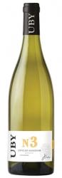 Domaine Uby No. 3 Colombard - Sauvignon Blanc 2019