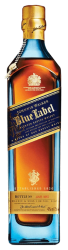 Johnnie Walker Blue Label 40% 0,7L + 2 Crystal Tumbler